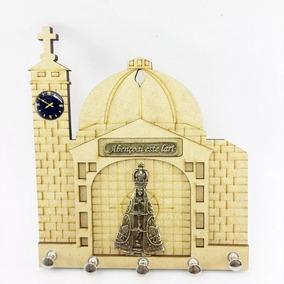 10 Porta Chave Chaveiro Nossa Senhora Aparecida Basilica