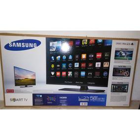 Smart Tv Samsung Led 58 Pulgadas. Totalmente Nuevo