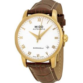e8505904740 Relogio Mido Automatico Dourado - Relógios no Mercado Livre Brasil