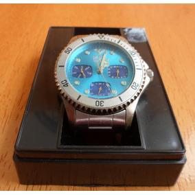 Relógio Roxy Cronógrafo Top Funcionamento Ok