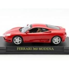 Ferrari 360 Modena Ixo Altaya 1999-2005 1/43