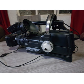 Camera Hd1000 Sony 1080i Grava Em Cartao