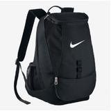 88cef62749 Mochila Nike Club Team Swoosh Preto Original- Envio Com Nota