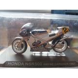 Moto Honda Nsr 500 Escala 1/24