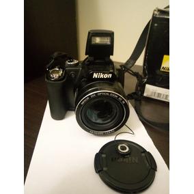 Cámara Fotográfica Coolpix P90 Marca Nikon