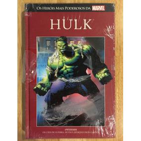Hq Marvel Salvat Capa Vermelha Nº 4 Hulk - Novo Lacrado!!!