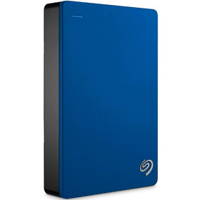 Disco Duro Externo 4tb Seagate Backup Plus Stdr4000901 Azul