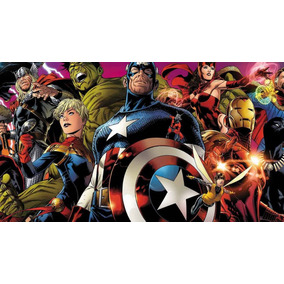 Marvel Now Dig Eventos Crossovers