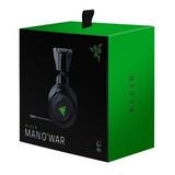 P Audífono Razer Mano War 7.1 Chroma Wireless Gaming