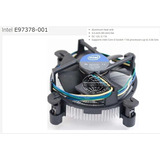 Disipador Intel New Compatible: 1150/51/55/56 - (new 775)
