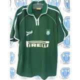 Palmeiras Rhumell 2001 Modelo De Jogo, G, Nº 7 Original