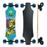 Skate Longboard Barato Completo Pgs - Abec 15 Frete Grátis