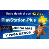 Playstation Plus 42 Dias