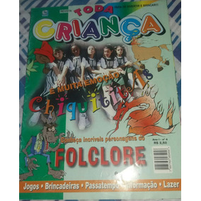 Revista Toda Criança Chiquititas 97
