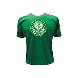 Camiseta Escudo Do Palmeiras