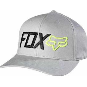 Gorra Fox Scathe Original Flexfit Hat S/m Gris