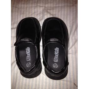 Zapatos Escolares Vita Kids Talla 27.