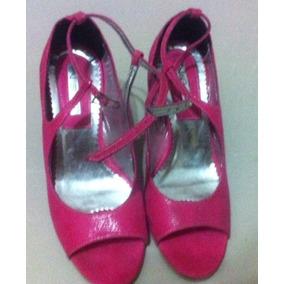 De Mujer Color Con Casuales Y Salmon Tacon Zapatos Vestir dxIzEqXE