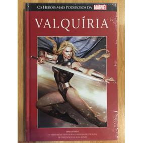 Hq Marvel Salvat Capa Vermelha Nº 21 Valquíria - Lacrado!!!