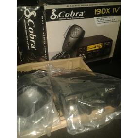 Radio Transmisor Cobra 19dx Lv