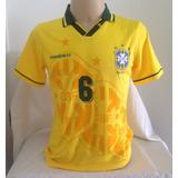Camisa Brasil Umbro Retro 1994 - Camisa Brasil Masculina no Mercado ... e6fb2c69170f8
