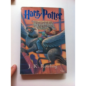 Livro Harry Potter E O Prisioneiro De Askaban