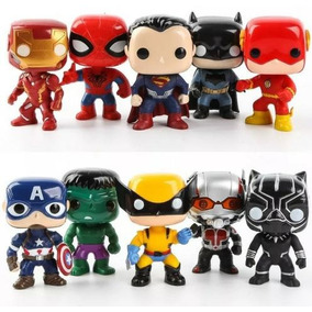 Toda Linha Marvel Original De Boneco Funko Pop.