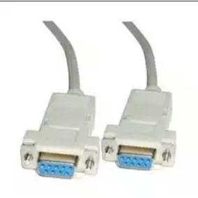 Cable Video Dv9 Hembra Hembra Color Verde Negociable