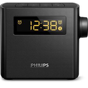 d0f85675990 Radio Relogio Philips Ajt 4400b Fm Bivolt Preto - Eletrônicos