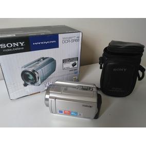 Filmadora Sony Dcr-sr68 Em Perfeito Funcionamento