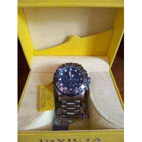 66cea371aed Relógio Invicta Reserve 500 Metros - Relógios De Pulso no Mercado ...