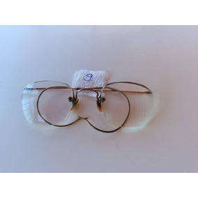 faa7ece6b8508 Armacao Oculos Banhado Ouro - Óculos no Mercado Livre Brasil