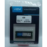 Memoria Ram Ddr3l - 1600hz 4gb