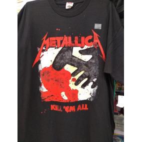 Metallica Playeras Oficiales - Playeras Manga Corta de Hombre en ... 84ae2c941a43f