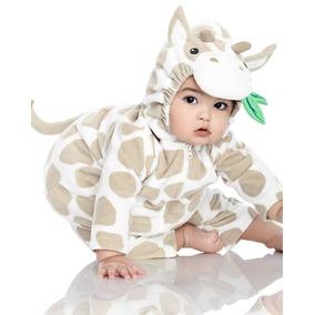 Disfraz Para Bebe Marca Original Carter´s Pequeña Jirafa