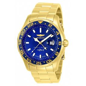 Reloj Invicta Pro Diver Suizo Master Of The Oceans 25823