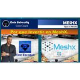 Bitcoin Meshx Monedas Virtuales