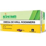 Omega De Krill Roemmers 30 Capsulas