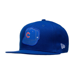Gorra New Era Chicago Cubs Azules Snapback Original A Meses 6654ef31325
