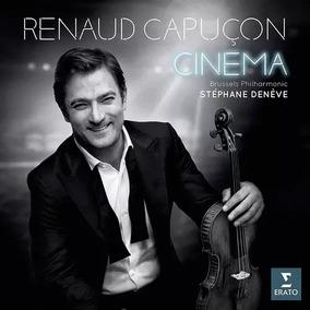 Renaud Capuçon - Cinema (2018) Cd Original / Lacrado