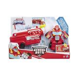 Rescue Bots Playskool Bomba De Incendio, Hasbro
