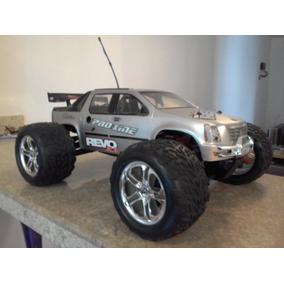 Camioneta Traxxas Revo 3.3 (nitro) Como Nueva