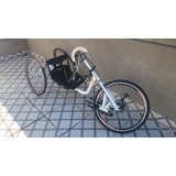 Triciclo Speed Hand Bike Adaptado - No Estado