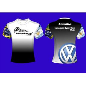 Camiseta Voy4ge4portas Club + Adesivo