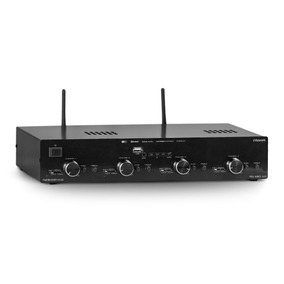 Amplificador Receiver Para Som Ambiente Frahm Rd480 Wifi