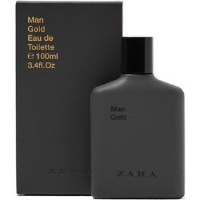 Promoção Perfume Original Zara Man Gold Masculino 100ml