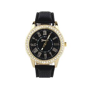 6b82cb7d08f Relogio Genova Platinum De Luxo - Relógios De Pulso no Mercado Livre ...