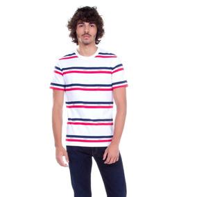 Camiseta Levis Logo Stripped Listrada