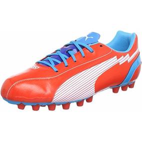 8df16bb8b Zapato Futbol Tachones Puma Evo Speed 5 Fg - Zapatera