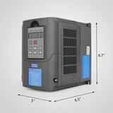 Variador De Frecuencia De 1.5kw 2hp 7a 220vac Vsd Variable